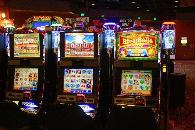 Онлайн казино Вулкан - место ваших игр на деньги