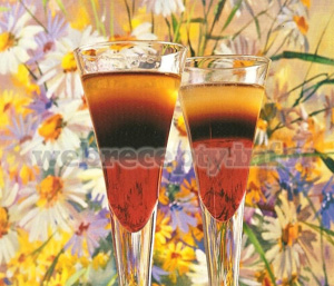 Алкогольный коктейль с текилой