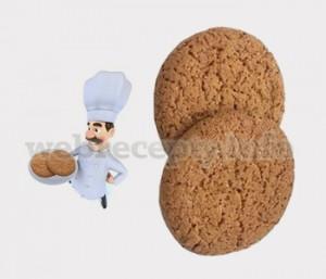 Печем овсяное печенье