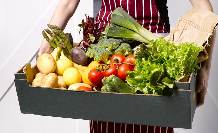 Преимущества доставки продуктов домой