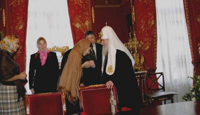 Сергей Михайлов: «Встреча с Патриархом была для меня важнейшим событием в жизни»