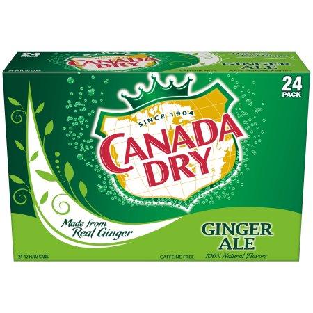 Поставки газированного напитка Canada dry из США