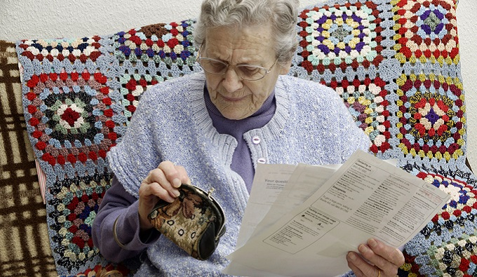 Пенсионеры в России живут хуже всех в мире