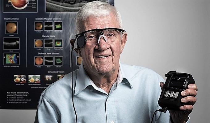Увидят ли слепые бионический глаз?