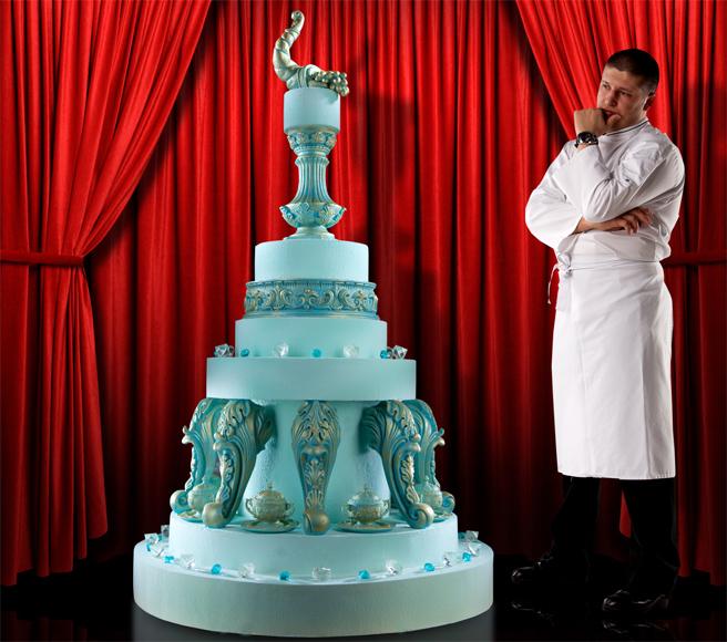 Красиво, что аж есть жалко: кулинарные шедевры современных кондитеров