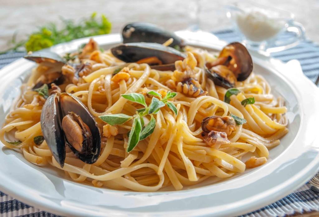 Рецепты итальянской пасты с разными ингредиентами