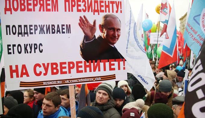 Почему Путина не победить на выборах