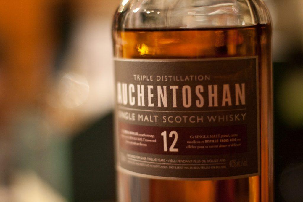 Виски Auchentoshan для ценителей истинного вкуса
