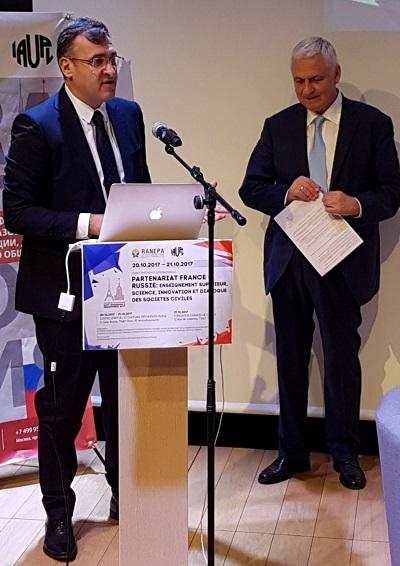 Игорь Барциц: «Кто думает об образовании – думает о будущем»