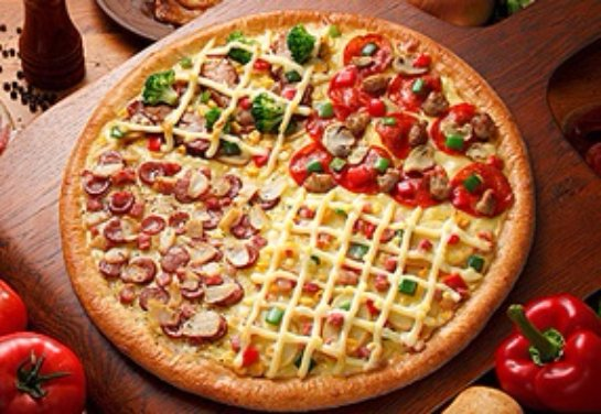 Какой должна быть температура пиццы