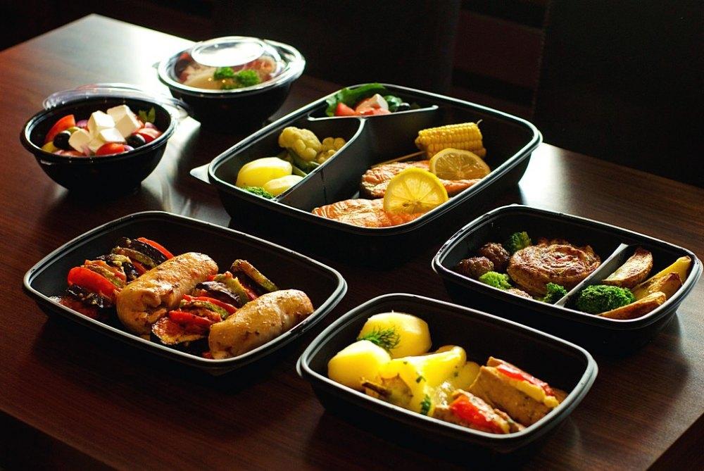 Доставка вкусных и недорогих обедов