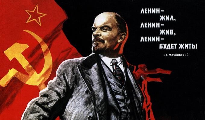 Ленин опять стал главным героем ноября