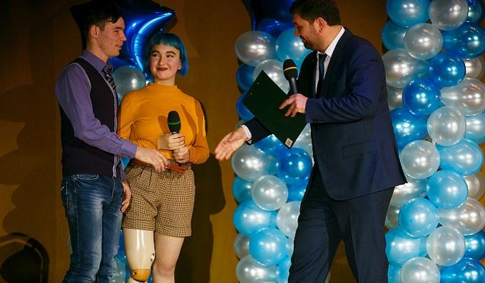 Вечер встречи друзей, посвященный Международному Дню инвалида