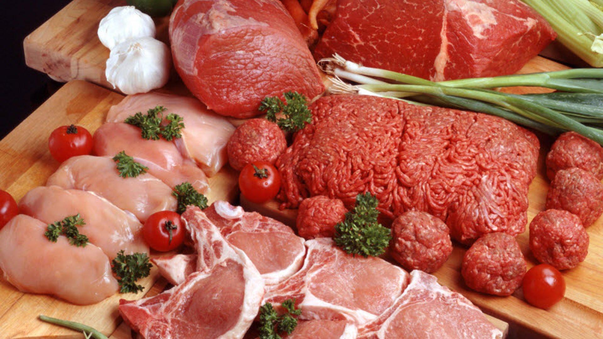 Доставка мяса оптом на предприятия пищевой промышленности и на дом