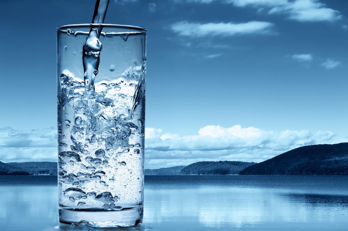 Минеральная вода, придающая силы