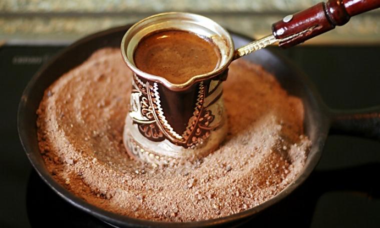 Восточный рецепт кофе