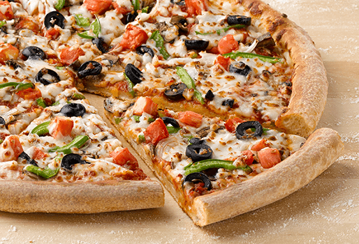 Доставка самой вкусной пиццы