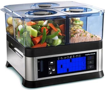 Посуда для приготовления вкусной и здоровой пищи