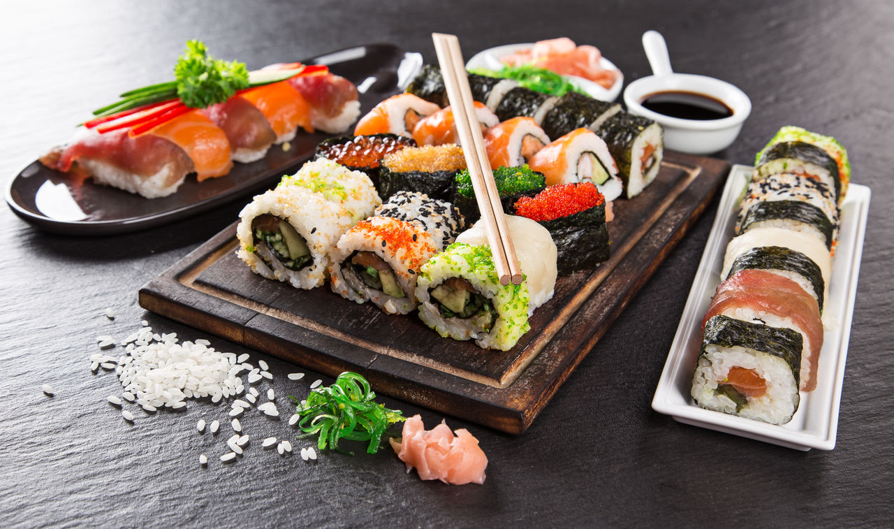 Доставка суши в Рязани