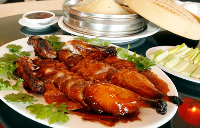 Китайские блюда с доставкой по Москве