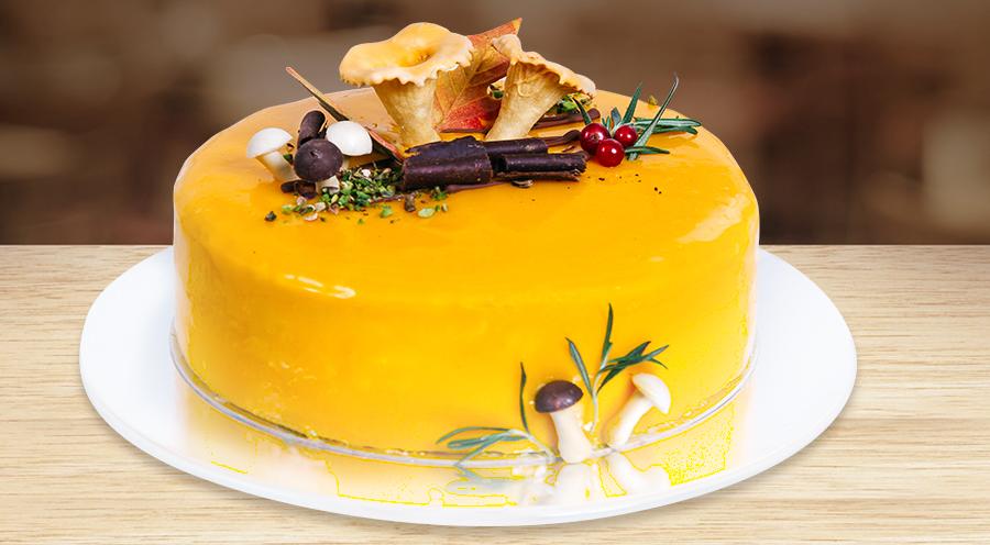 Краска для тортов: лучшие производители