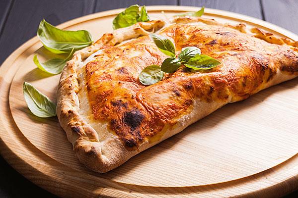Рецепты закрытой пиццы