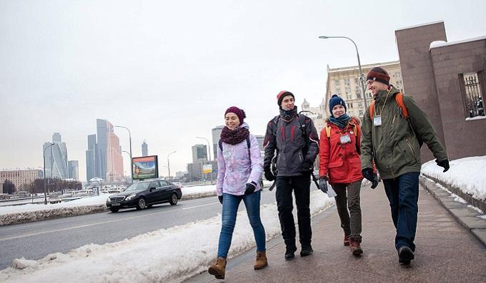 Москвичам предлагают «здоровые» экскурсии