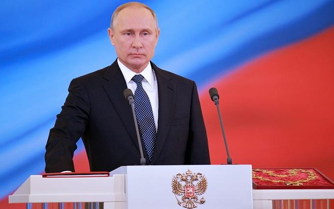 Президент России: тот да не тот