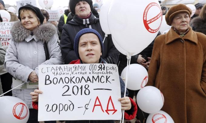 Недовольных свалками ждут штрафы до 100 000 рублей