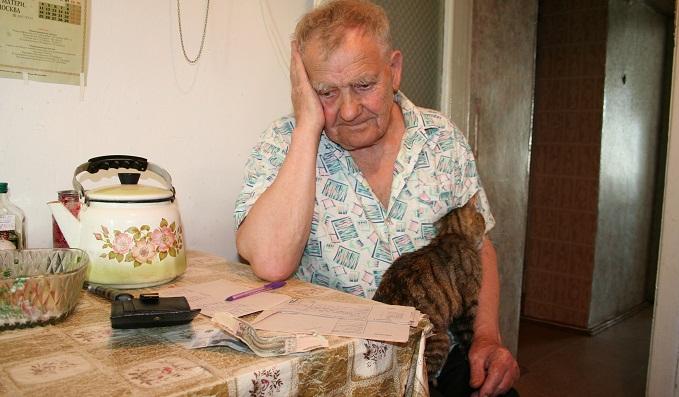 Минфин сокращает расходы на пенсии