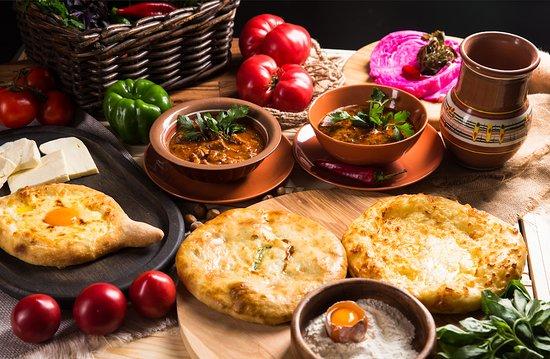 Ресторан грузинских национальных блюд