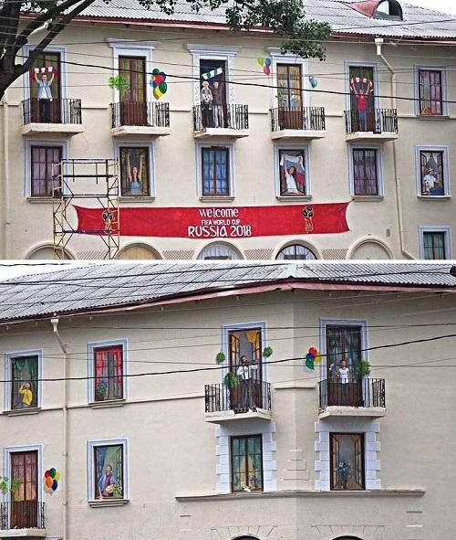 Провинциальные ужасы за фасадом мундиаля