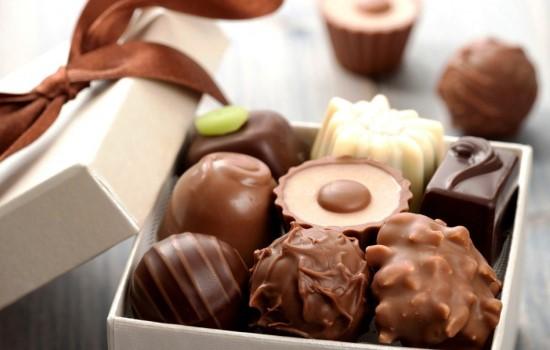 Самые вкусные шоколадные конфеты