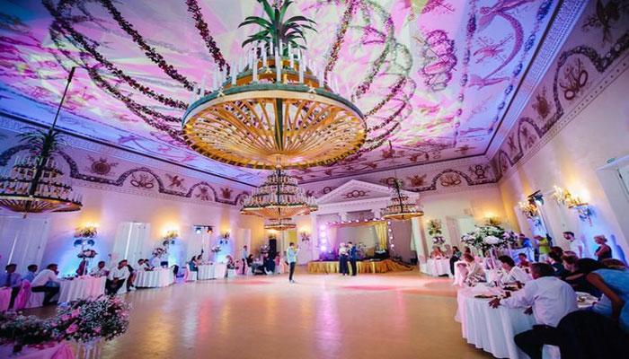 «Царёвка»  — отличное место для свадьбы