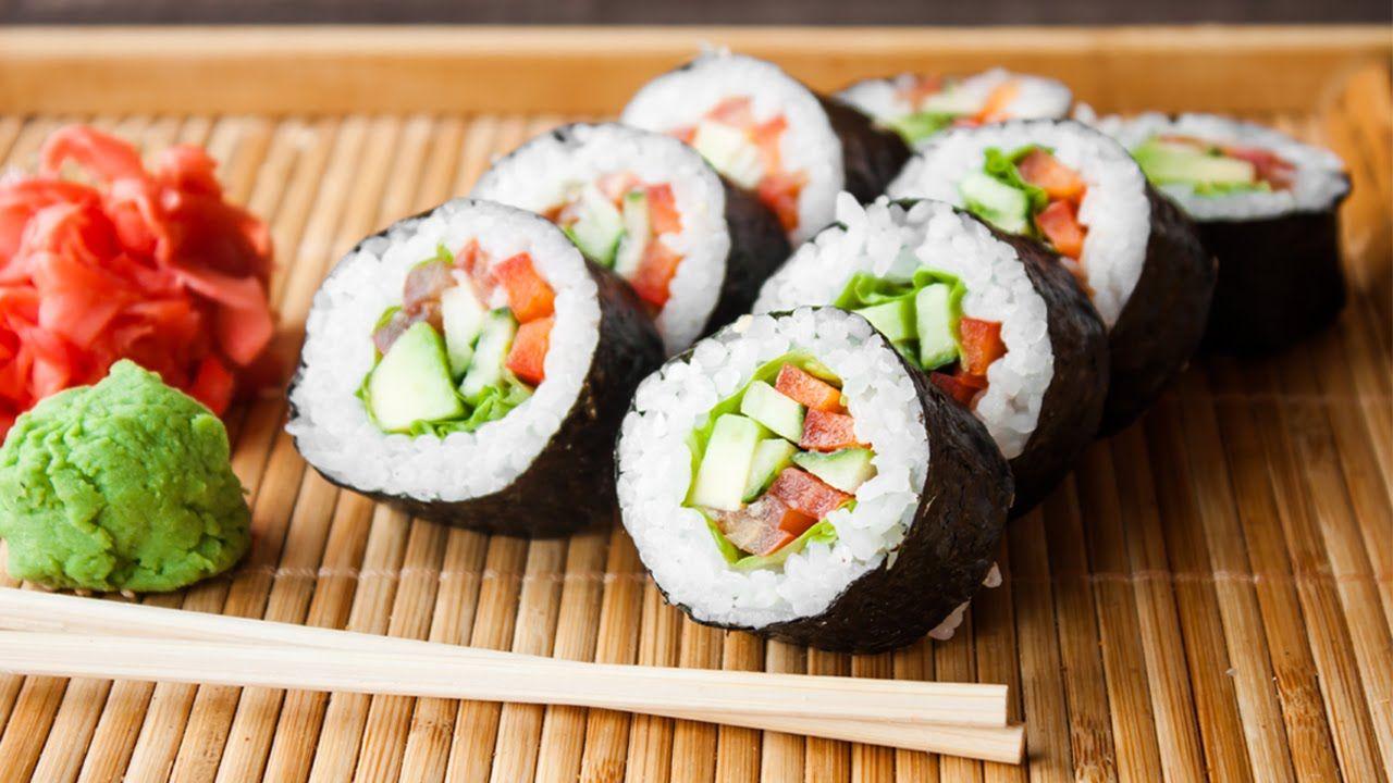 Традиционные японские блюда в Перми