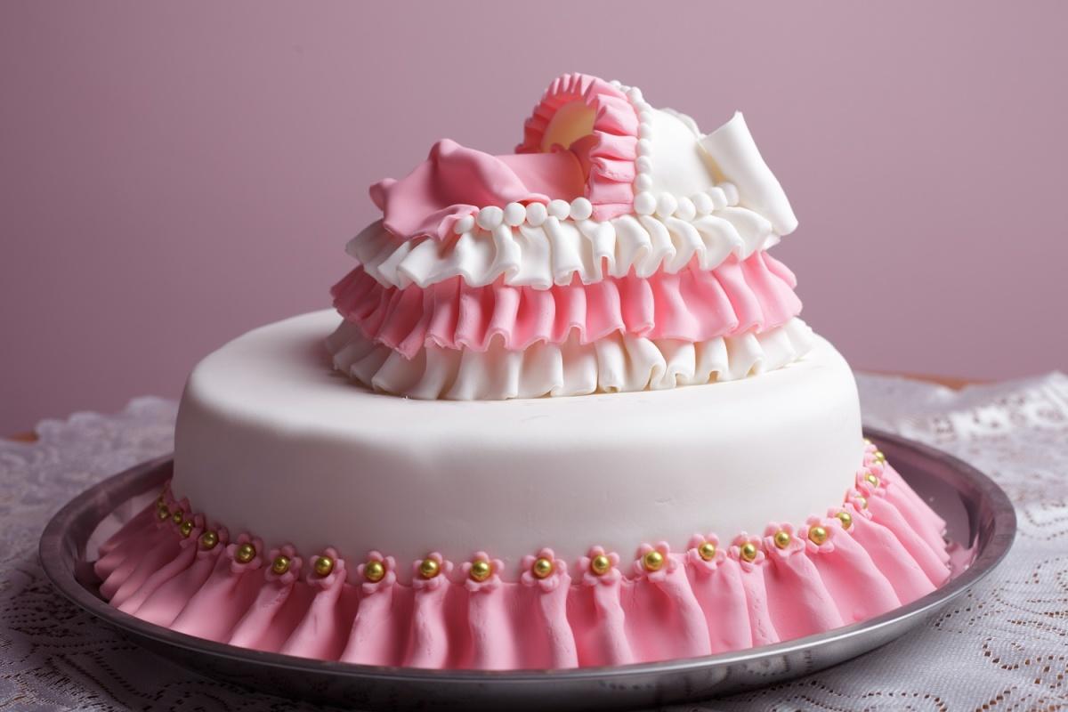 Как сделать торт красивым
