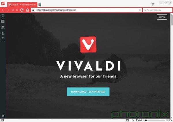 Vivaldi выпустила финальное обновление своего браузера