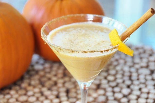 Осенние рецепты с блендером и тыквой