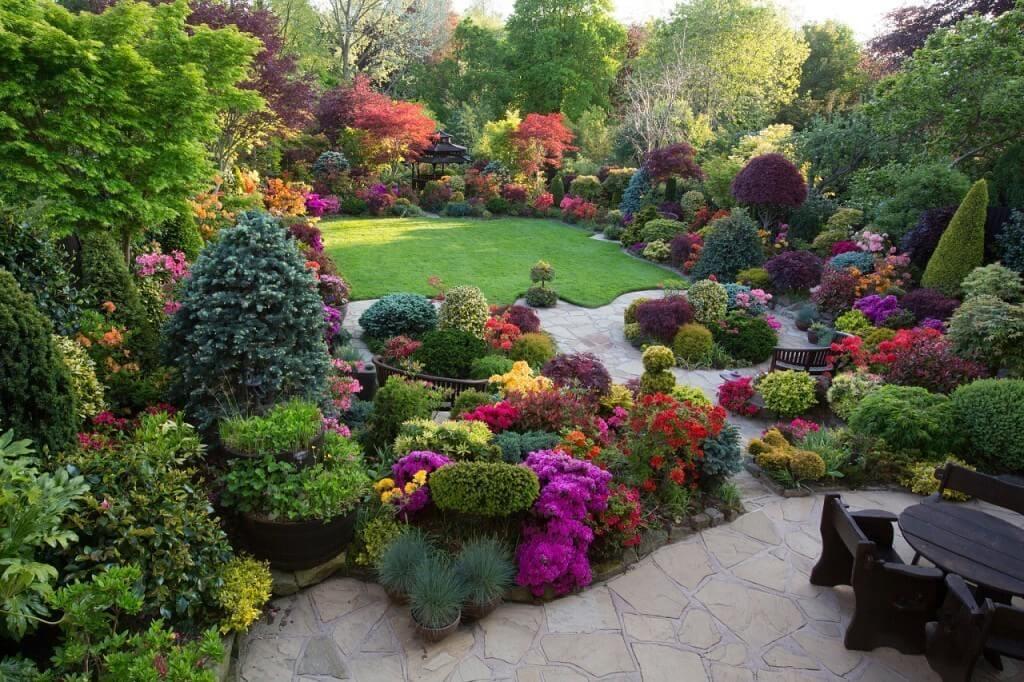 Ландшафтный дизайн от ведущих специалистов - это выгодный вариант для перевоплощения вашего участка