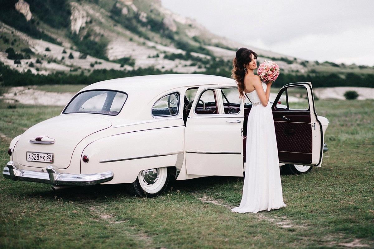 Luxury Trans - Прокат авто на свадьбу в Киеве