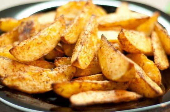 Какой гарнир из картошки сделать к рыбе?