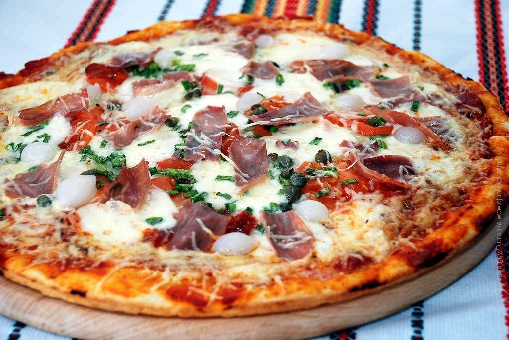 Вкуснейшая пицца с бесплатной доставкой