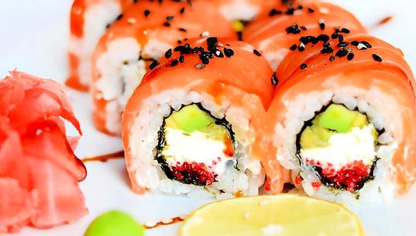 Доставка вкуснейших суши и ролов в любой район Хабаровска