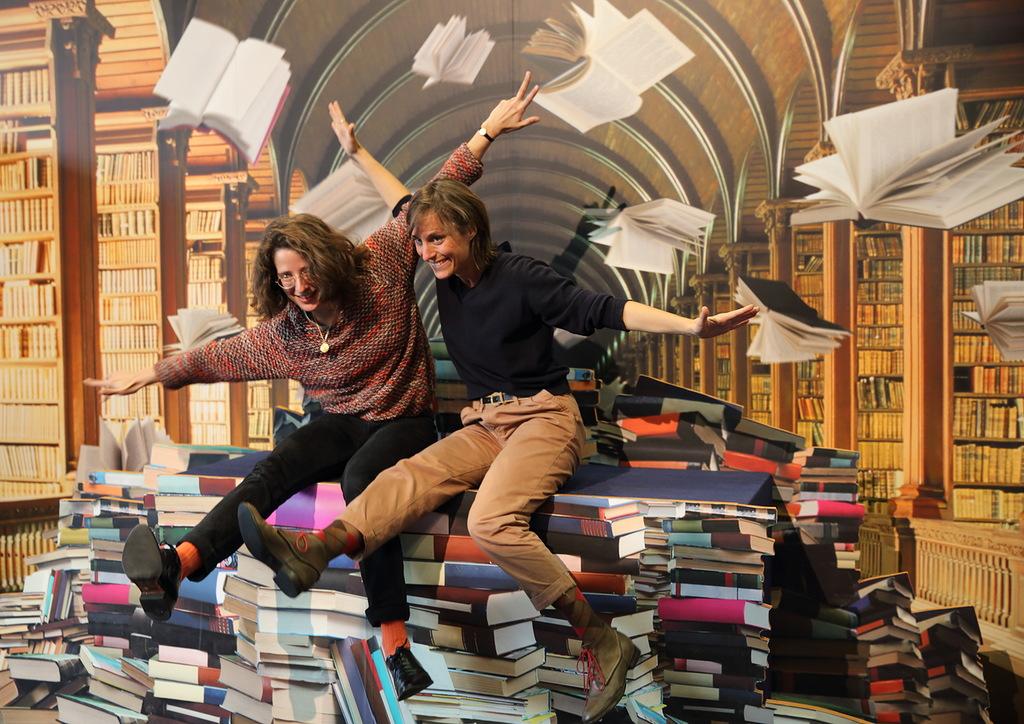 Книжная ярмарка в Санкт-Петербурге