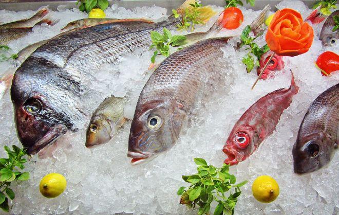 Мороженая рыба - только качественная продукция