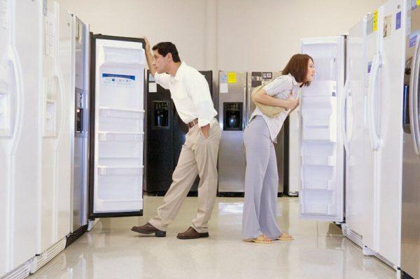 Покупка холодильника – советы мастеров