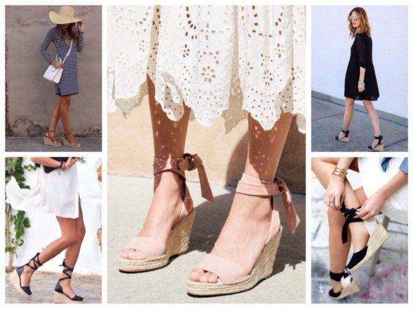 Обувь на летний сезон