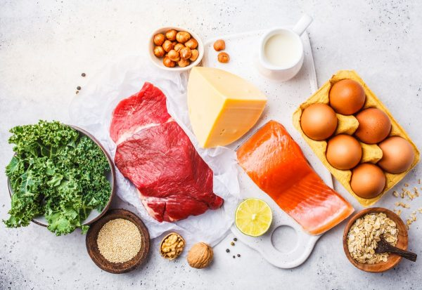 Кето диета: меню на неделю