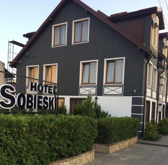 Гостинично-ресторанный комплекс Sobieski в Жолкве приглашает гостей