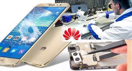 Профессиональный ремонт мобильного телефона Huawei